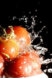 Creative Commons image: tomato explosion by http://www.torange.us