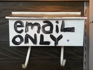 So Long, Farewell…. Quitting email subscriptions
